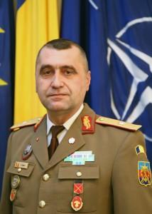 Generalul Vasile Roman îndeplinea funcţia de şef al Direcţiei Operaţii