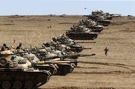 invazie siria