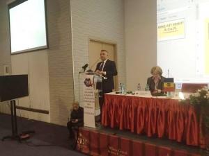 Ministrul Comunicațiilor și pentru Societatea Informațională, Marius Bostan