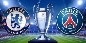 Champions League. Chelsea - PSG