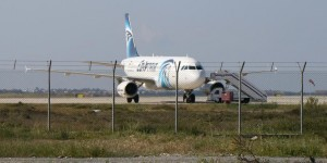 EgyptAir Airbus 320 (flight MS181