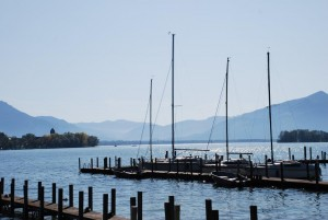Lacul Chiemsee