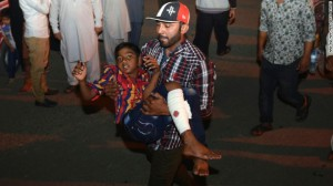 Lahore atentat pakistan