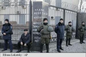 ambasada rusie la kiev