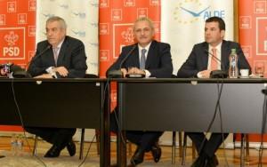 candidati psd alde unpr