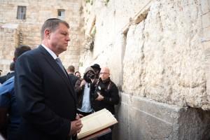 iohannis la zidul pangerii