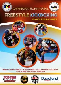 Campionatul Naţional de Freestyle Kickboxing