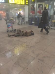 raniti aeroport bruxelles