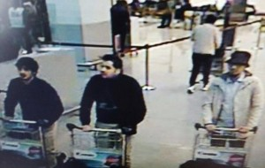 Suspectii atentatului de la aeroportul din Bruxelles