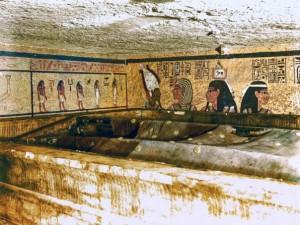tutankamon mormant