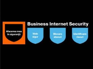Business Internet Security, un nou serviciu Orange