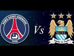 Champions League. PSG - Manchester City