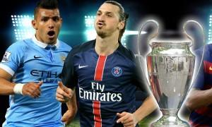 Manchester City - PSG