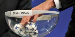 champions league semifinale