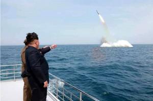 test racheta balistica