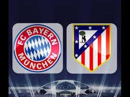 Bayern Munchen - Atletico Madrid