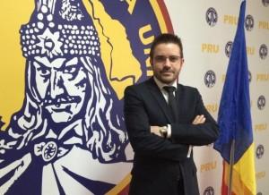 Tensiuni în PRU: Bogdan Diaconu, demis din funcţia de preşedinte politica interna