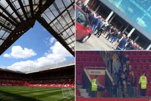Stadionul Old Trafford