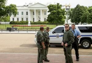 Secret Service casa alba
