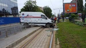accident bulevardul timisoara