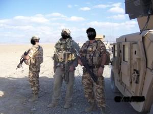 forte speciale afganistan