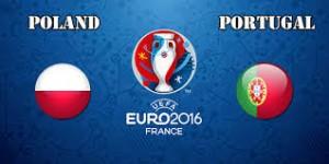 EURO 2016. Polonia - Portugalia (live video)