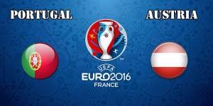 EURO 2016. Portugalia - Austria
