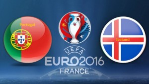 EURO 2016. Portugalia - Islanda.