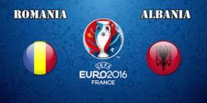 EURO 2016. Romania - Albania