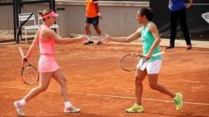 Wimbledon. Simona Halep - Francesca Schiavone.