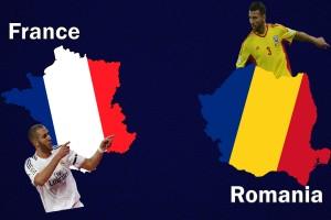 România și Franța joacă meciul de deschidere la EURO 2016