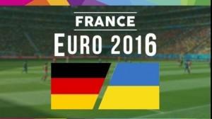EURO 2016. Germania - Ucraina