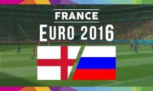 Euro 2016. Rusia - Anglia