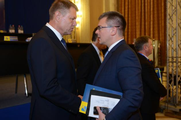 Șeful SIE, Mihai Răzvan Ungureanu, și-a dat demisia