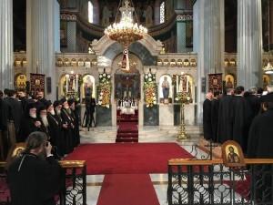 marele sinod grecia