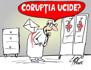 Corupţia ucide caricaturi 2