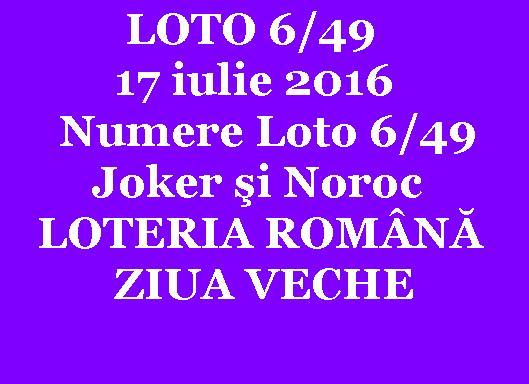 Numere Loto 6 Din 49 Germania