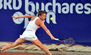 BRD Bucharest Open. Simona Halep - Isabella Shinikova