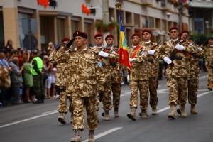 Armata României, participantã la misiuni în provincia Zabul, a î