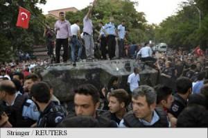 lovitura de stat esuata in turcia
