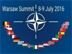 summit nato varsovia