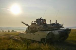Abrams –M1A2