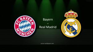 Bayern Munchen - Real Madrid