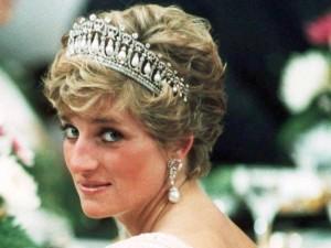 Lady Diana, prinţesă de Wales