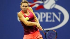 US Open. Simona Halep - Kirsten Flipkens