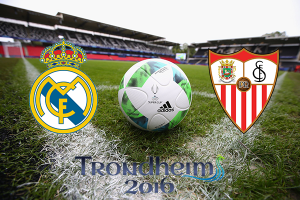 Supercupa Europei. Real Madrid - FC Sevilla