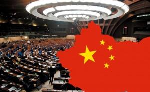 china asalt europa
