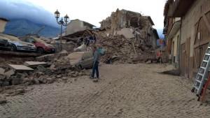 Quake in Central Italy: Amatrice