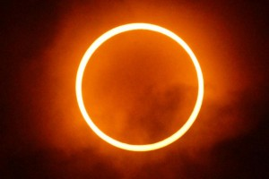 eclipsa inelara soare