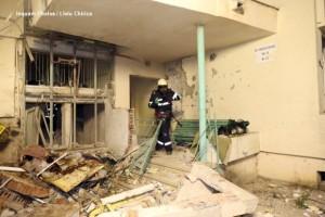 explozie iasi bloc